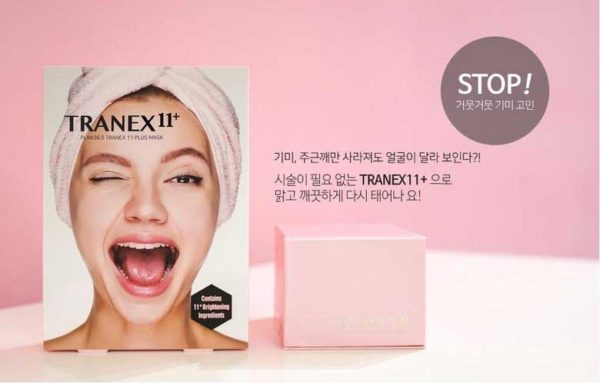 Nhà phân phối Kem Tranex 11+ Hãng Plan 36.5 Hàn Quốc