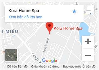Địa chỉ Kora Home Spa Nam Định