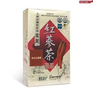 Trà sâm Hàn Quốc KGNF Korean Ginseng Tea