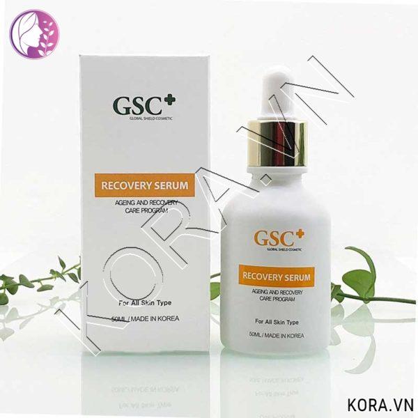 Tinh chất phục hồi da GSC Recovery Serum 50ml