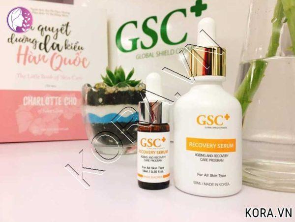 Tinh chất phục hồi da GSC Recovery Serum