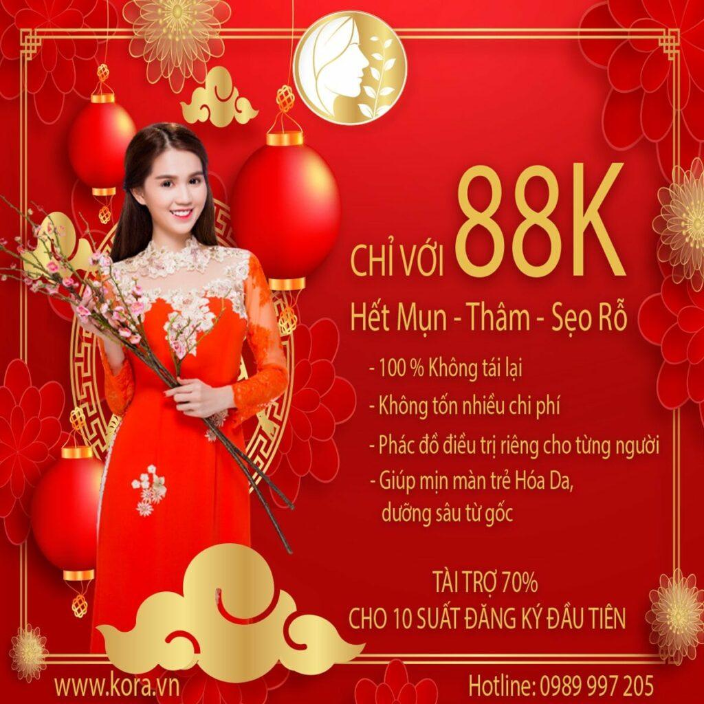 Noel Nam Định Kora Spa