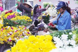 chợ hoa nam định 4